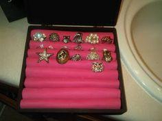 diy ring box holder