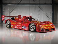 A very important 24hr Daytona & Sebring winner ~ SOLD! $3.4MM + premium ~ 1998 Ferrari 333 SP | Monterey 2014 | RM AUCTIONS