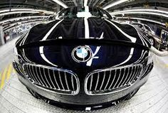 BMW's automated Munich factory in action [video]