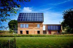 Modern House Designs - Wood Homes | Trendir