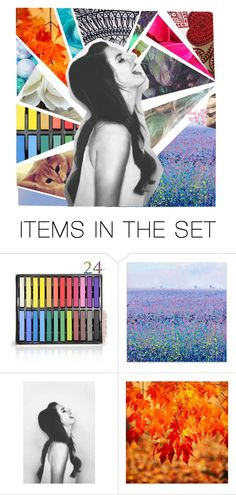 """Art Set!"" by artemishunters ❤ liked on Polyvore featuring art, colorful and artset"