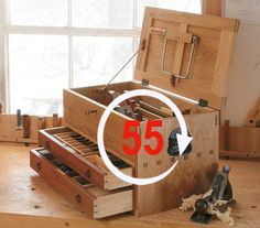 STL 55: Mike's Tool Chest Disaster