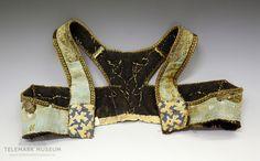 Telemark Museum Vest, Museum, Heels, Folklore, Medieval, Fashion, Embroidery, Heel, Moda