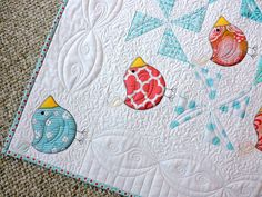 Chubby Chicks Quilt | by Cotton Cellar