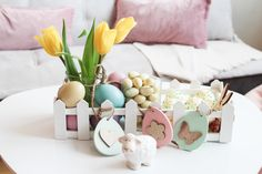 Toddler Bed, Decorating Ideas, Easter, Furniture, Home Decor, Child Bed, Decoration Home, Room Decor, Easter Activities