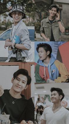Bad Boys, Cute Boys, Thailand Wallpaper, Ideal Boyfriend, Boys Wallpaper, Thai Drama, Cute Actors, Asian Actors, Best Couple