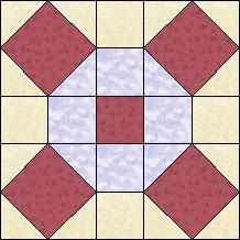 Block of Day for July 08, 2014 - Ornamental Tile