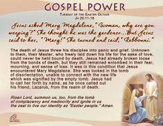 Gospel Power - April 22