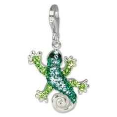 SilberDream Glitzer Charm Gecko grün Swarovski Kristalle SHINY Anhänger 925 Silber für Bettelarmbänder Kette Ohrring GSC302 SilberDream http://www.amazon.de/dp/B005GKX1N2/ref=cm_sw_r_pi_dp_SElDvb0670W8W