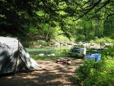 1000 Images About Campground On Pinterest Elk Campsite