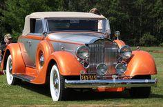 1934 Packard Twelve 1101