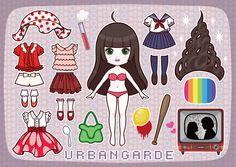 アーバンギャルド 浜崎容子 Urbangarde Yoko Hamasaki