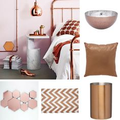 #GettheLook of #copper with 1. #Living & Co Copper Salad #Bowl 2. Elemis #Cushion #Linen Copper  3. Habito #LimitedEdition Tumbler Copper 4. Elemis #Rug #Chevron #Metallic Copper 5. Living & Co #Mirror #Hexagon #Tile  All from @thewarehousenz #thewarehousenzhacks #furniture #NewZealand  #thewarehousenz #interiors #house #home #decor #design #style #styling #budgetliving