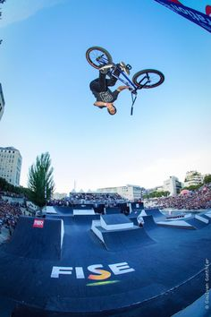 FISE World Montpellier BMX Park