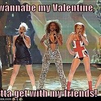 valentine lyrics get up