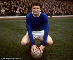 Brian Labone Everton