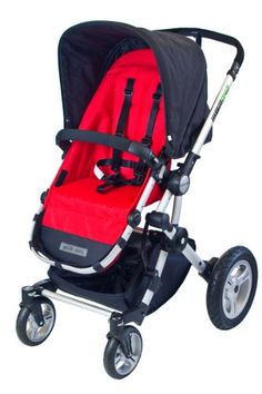 guzzie Guss Deluxe Full Sized Stroller with Bassinette, Ruby  http://buycheapfurnituresales.com/best-deal-on-coaster-decarie-asymmetrical-cube-shelf-bookcase-in-mahogany