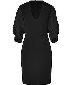 Schumacher Bishop Sleeve Dress