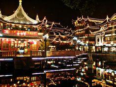Shanghai lights #Travel #China #Photography