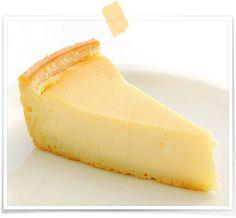 チーズのレモンタルト