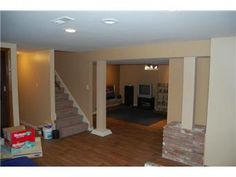 Kansas City Area Real Estate-Love a finished basement!