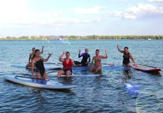 Surf Ontario provides Stand Up Paddle Boarding to companies and groups looking for a fun and unique way of team building http://www.surfontario.ca/corporate.htm