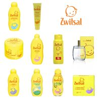 Zwitsal - iconic Dutch baby care products with NEW LOGO