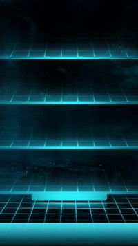 iPhone 6 Plus wallpapers Tron Shelf