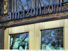 Amazon profit drops 96%