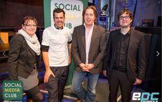 Peter Gentsch @Social Worker Media ClubMünchen