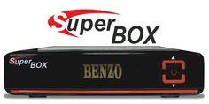 Atualização Superbox Benzo HD 15.09.2015