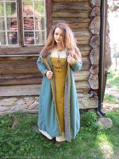 My Viking Dress