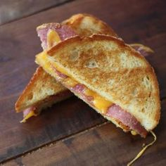 The Perfect Grilled Cheese & Salumi Sandwich