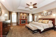 Master bedroom in JOLIET, Illinois, 60431 $549,900   Residential   4 Bed   2 Bath