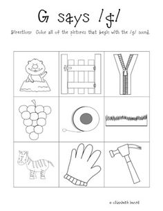 beginning sounds coloring sounds like gift language arts beginning sounds worksheets. Black Bedroom Furniture Sets. Home Design Ideas