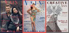 My new Project: VAIN Magazines - Models, Stylists and Creative <3  #VAIN #VAINMagazines #VAINMagazine #VAINStylist #VAINModels #VAINCreative #serenaloserlikeme #moda #Fashion #FashionDesigner #Stylist #Creative #Models #Modelli #Modelle #Stilisti #Grafici #Grafico #career #news #fashionblogger #Fashionblog #VOGUE #MakeupARtists #Hairstylists #Hairstylist #Makeupartist #MUA #Designers #Stylists #Model #Fashionmagazine #Review #Interviews #Cosmopolitan #VanityFair