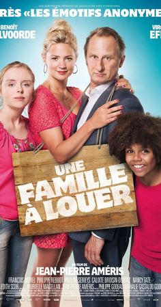 Rent Movies Online In French. Depressed by his loneliness, Paul-André, a shy and wealthy man, offers to rent the family of a good-natured woman with two kids in exchange of settling his debts. 2015 Movies, Hd Movies, Movies To Watch, Movies Online, Movies And Tv Shows, Film 2015, Cinema Online, Streaming Tv Shows, Streaming Movies