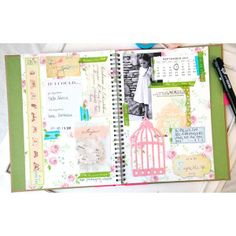Shabby SMASH Pages Project by Vanessa Spencer - Stampington