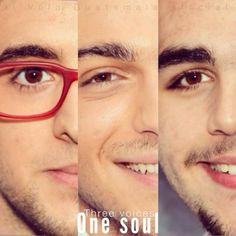 Il Volo. /// Their voices are amazing. Especially Piero's :3