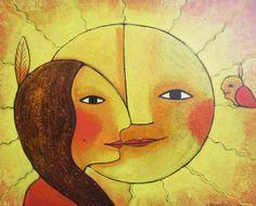 Sun Children by Helga Hornung