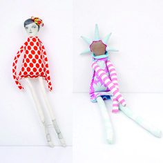 Timo Handmade Dolls and Stuffed Toys