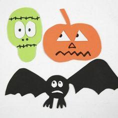 skabeloner til halloween klip