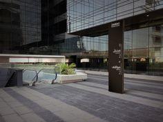 Zahran Business Centre Wayfinding on Behance