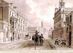 Harewood House, Hanover Square, 1798