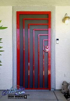 32 Best security doors images in 2019 | Doors, Arquitetura, Entryway