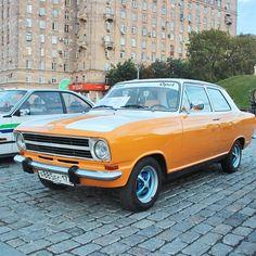 #Opel Kadett
