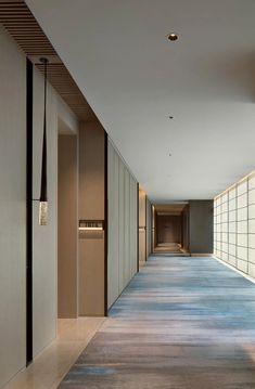Entrance Doors, Garage Doors, Lobby Design, Hospitality Design, Corridor, Modern Interior, Guest Room, Signage, Stairs