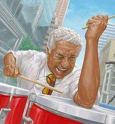 Tito Puente The Latin King Cuban Culture, Puerto Rican Culture, Puerto Rican Cuisine, Puerto Rican Recipes, Spanish Music, Latin Music, Puerto Rican Music, Puerto Rico Pictures, Musica Salsa