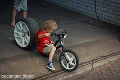 Car/Fat Rear wheel pedal bike :-)))))
