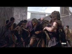 Spartacus: Decimation: Romans --  -- http://wtch.it/eVjnD